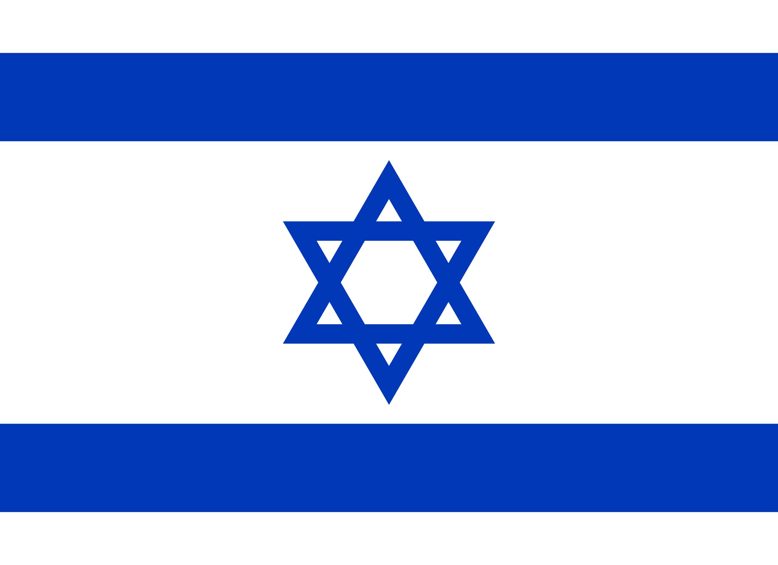 İsrail bayrağı: devlet simgelerinin açıklaması