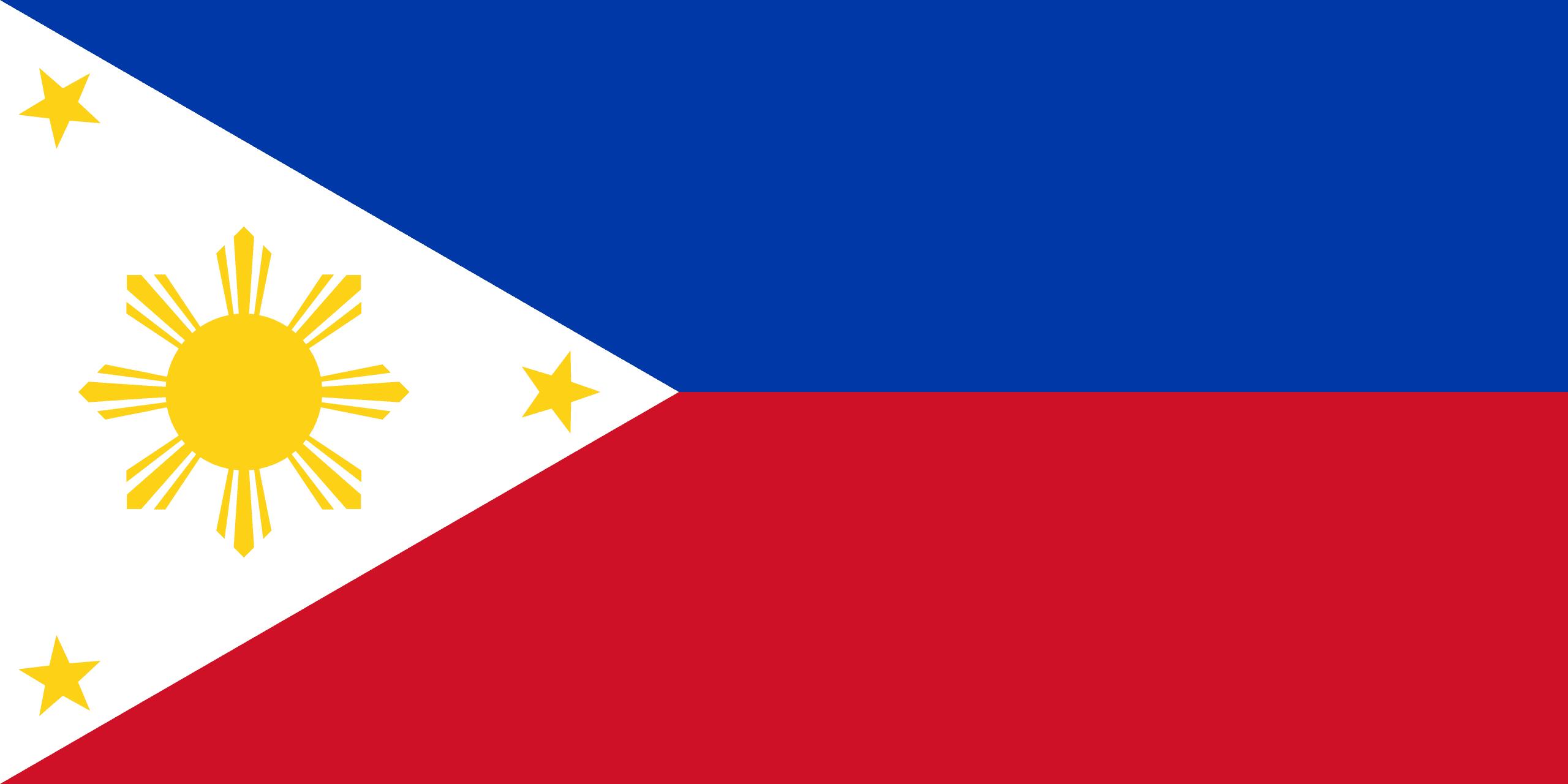 Filipinler Bayrağı ?? – Ülke bayrakları