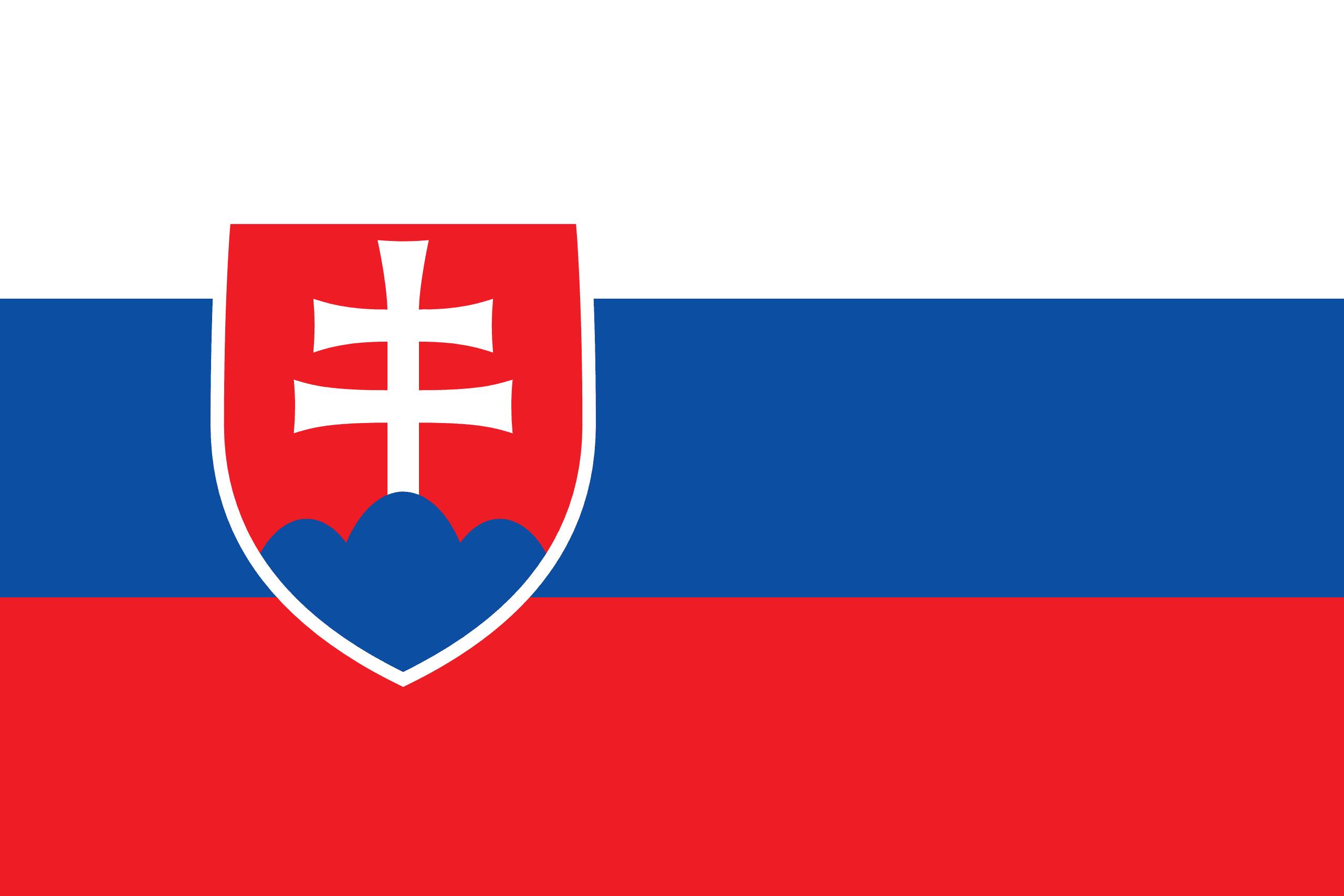 Slovakya Bayrağı 🇸🇰 – Ülke bayrakları